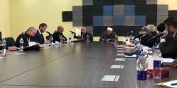 اجتماع اتحاد المجامع العربية الأول بدورته 48