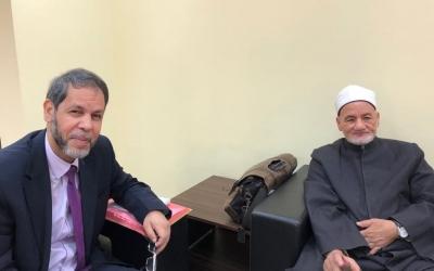 اجتماع اتحاد المجامع العربية الأول بدورته 48 لمناقشة مشروع المعجم التاريخي للغة العربية
