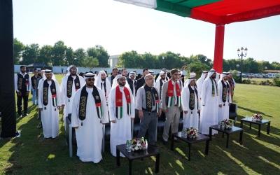 احتفالات المجمع بالعيد الوطني 48