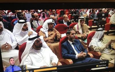 الأمين العام يمثل المجمع في مؤتمر اللغة العربية الدولي الثالث بالشارقة