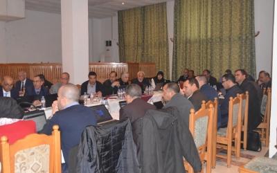 التدريب العملي الثاني الخاص بالتحرير المعجمي في الجزائر