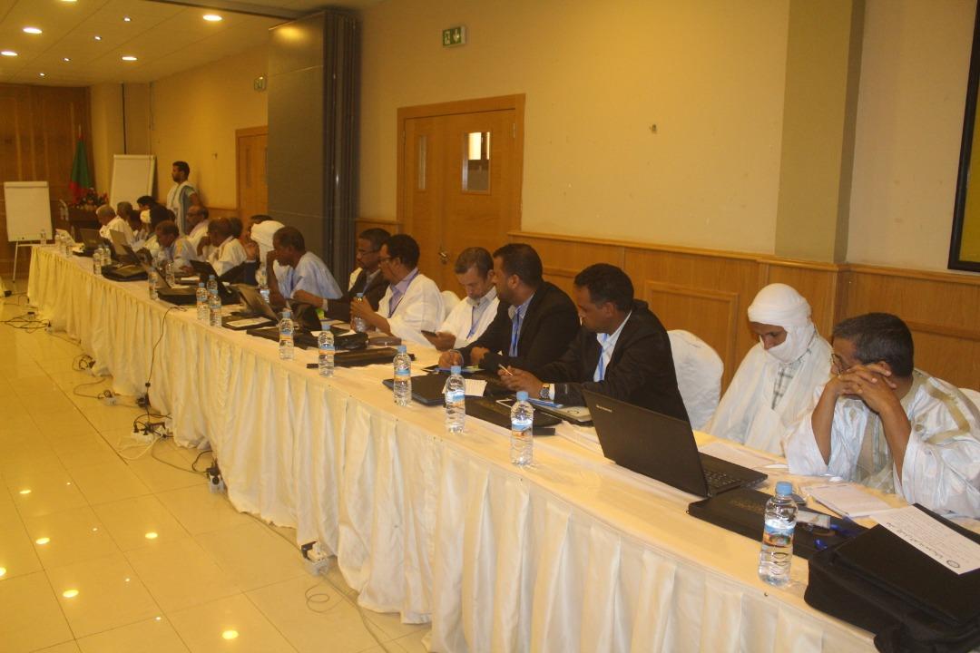 انطلاق التدريب العملي الخاص بالتحرير المعجمي في موريتانيا