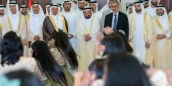 حاكم الشارقة يشهد تكريم الفائزين بجائزة الشارقة الألكسو في دورتها الثالثة