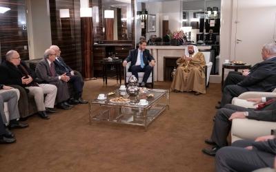 حاكم الشارقة يعلن عن تأسيس رابطة اللغة العربية