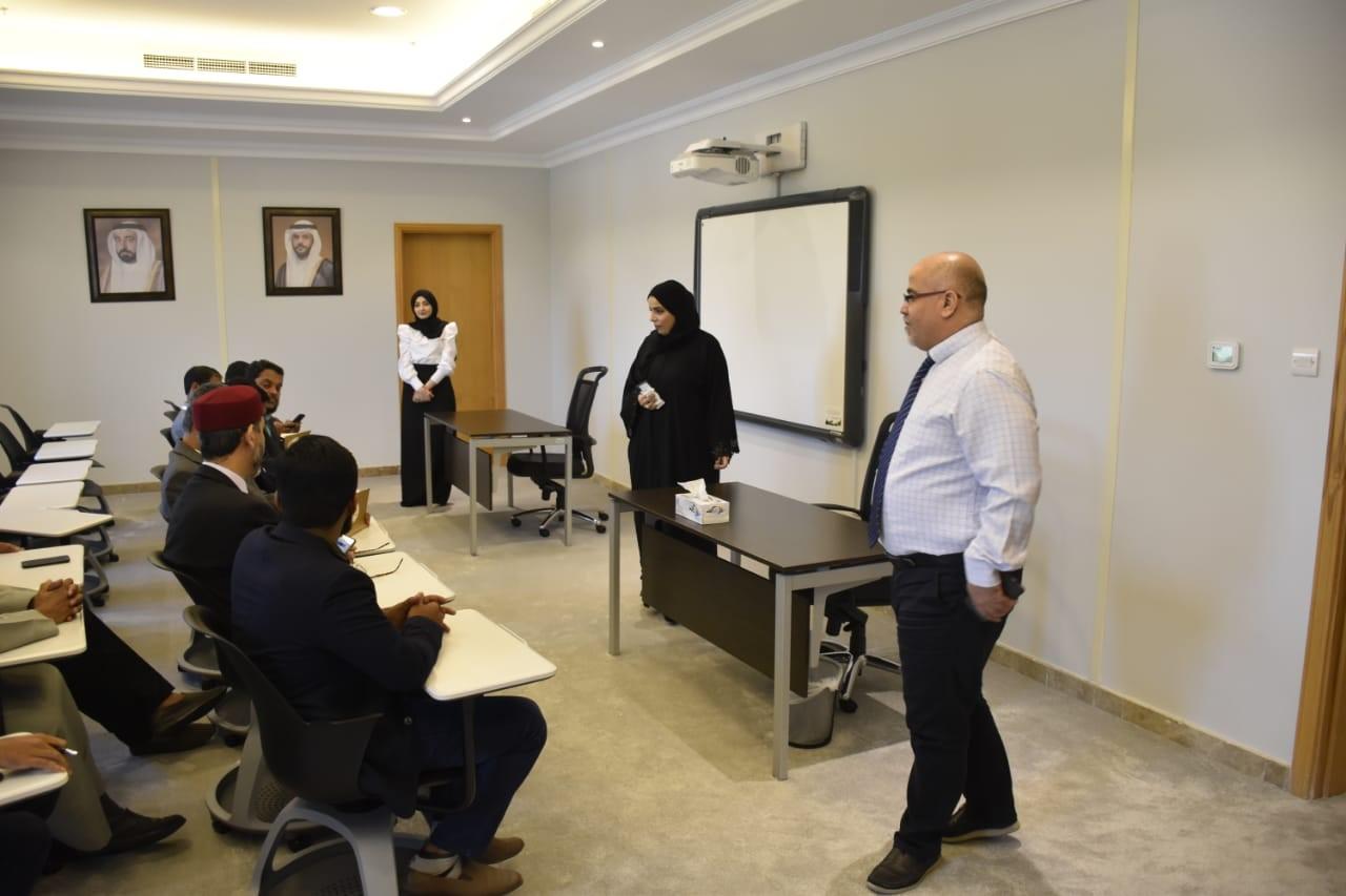 زيارة الوفد الهندي الأكاديمي للمجمع
