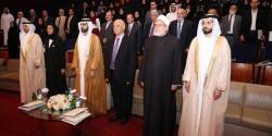 سالم بن عبد الرحمن القاسمي يشهد احتفالية اليوم العالمي للغة العربية 2018