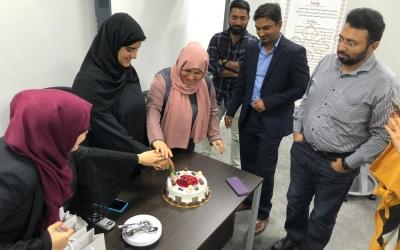 مركز اللّسان العربي يختتم دورته الأولى