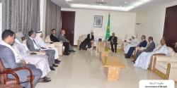 افتتاح مجلس اللسان العربي بموريتانيا